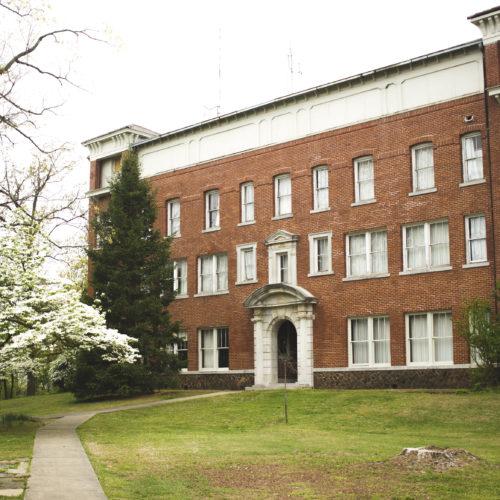Sequoyah Hall